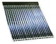 Слънчеви колектори с 20 броя вакуумни тръби