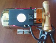 Помпа за водосъдържателя на слънчевите колектори