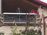 Слънчев колектор за балкон Модел SWH