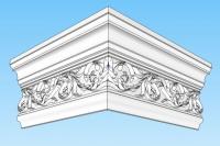 Фасадни профили с декоративни орнаменти