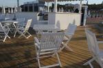 дървени столове цени за плажове