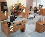 Офис обзавеждане от пдч по индивидуален проект