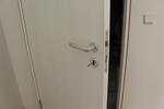 монтиране на интериорна врата