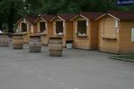 дървени павилиони до 9 кв.м за продажба