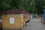 дървени търговски павилиони  до 9кв.м по поръчка