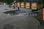 дървени търговски павилиони до 4кв.м