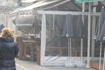 ветроупорни завеси за ресторанти