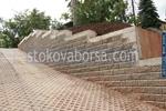 зидане огради с камъни