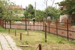 огради от дърво и метал