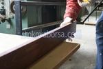 плътна дървена ограда по поръчка