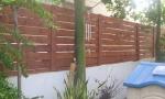 Проектиране и изграждане по поръчка на дървени огради