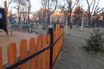 огради от метал и дърво