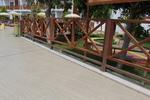 фирма за изработка на дървени оградни пана
