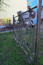 фирма за парапети от ковано желязо