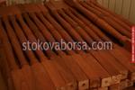 монтиране на дървени парапети за тераса по поръчка
