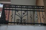 парапети от ковано желязо за тераси по поръчка