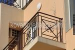 Балкон от ковано желязо