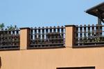 изработка на терасни парапети от дърво и метал