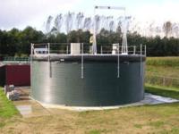 Резервоари за биогаз