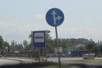 пътни знаци със задължителни предписания