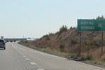 изработване на пътни знаци за населени места