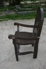 по поръчка столове от масив