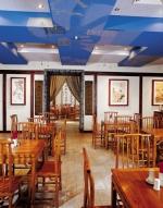 интериор на ресторанр