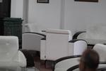 луксозна мека мебел за лоби бар