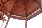 Изработка на дървени беседки по поръчка