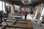 изработка по поръчка на дървени огради