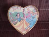 Авторска, ръчно декорирана кутия Little Princess