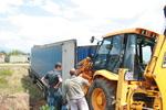 Преместване на строителна техника