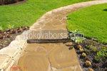 Oberfläche Gneis Garten