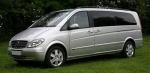 Mercedes-Benz Viano под наем за 1 ден