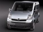 Бус Opel Vivaro под наем за 1 ден