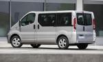 Наемане на бус Opel Vivaro за 5 часа