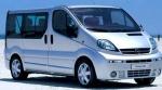 Бус Opel Vivaro под наем за 5 часа
