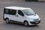 Трансфер с Opel Vivaro до аерогара Бургас