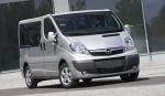 Извършване на трансфери Opel Vivaro до летище София