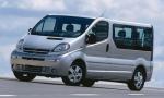 Трансфери Opel Vivaro до летище София