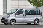 Извършване на трансфери Opel Vivaro до аерогара София