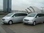 Осигуряване на трансфер с Mercedes Viano до аерогара София