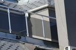 изработка на парапети за тераси от стъкло и неръждаема стомана