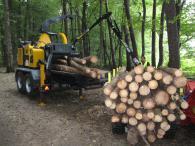 Дърводобивни съоръжения
