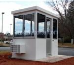 Алуминиеви охранителни кабини