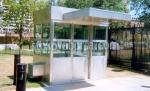 Изработка на алуминиеви охранителни кабини