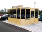 Изработка на охранителни кабини за контролно пропускателни пунктове над 10кв.м.