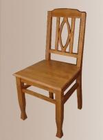 дъбови състарени маси и столове