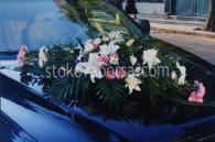Декорация на кола за сватба