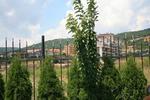 изработване на високи огради от ковано желязо